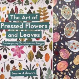 Pressed Flowers Book