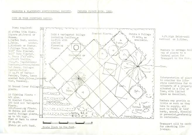 191Courtyard Design
