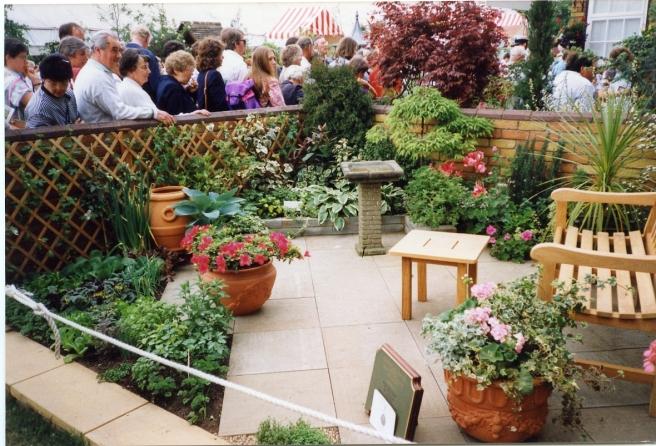 791Chelsea Courtyard Queue